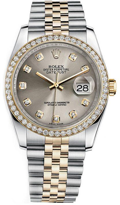 repliche Orologio Rolex Datejust 36 Diamond 116243