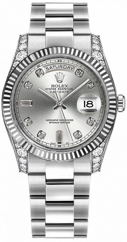 repliche Orologio Rolex Day-Date 36 in oro massiccio 118339