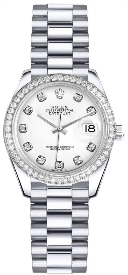 repliche Orologio Rolex Lady-Datejust 26 Diamond 179136
