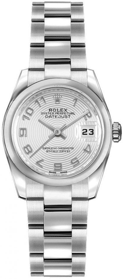 repliche Orologio Rolex Lady-Datejust 26 in acciaio 179160
