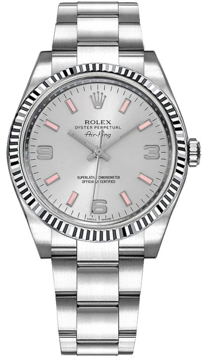 repliche Orologio automatico Rolex Oyster Perpetual Air-King 114234