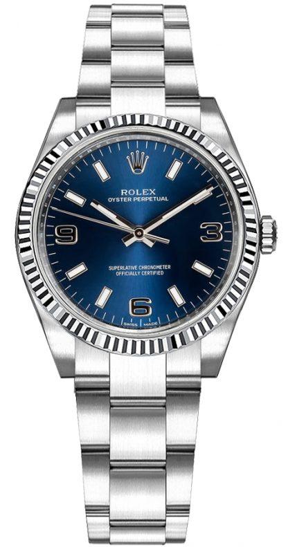 repliche Orologio automatico svizzero Rolex Oyster Perpetual 31 177234