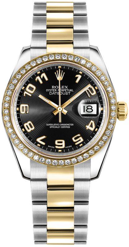 repliche Orologio da donna Rolex Datejust 31 178383
