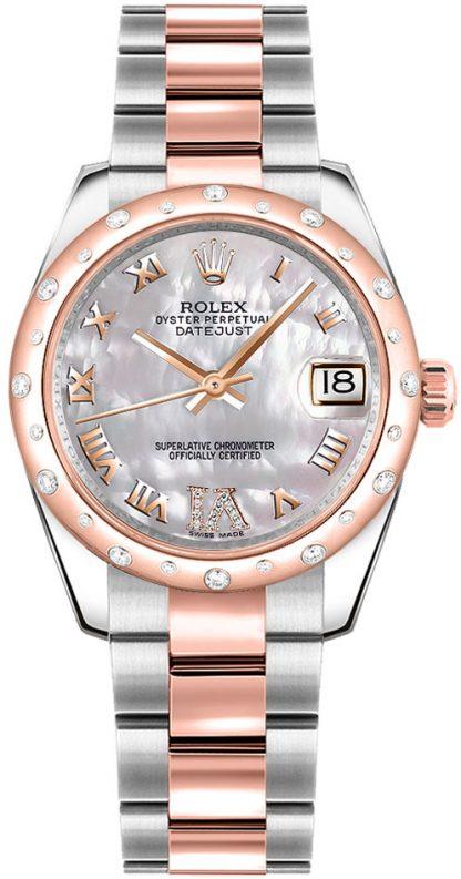 repliche Orologio da donna Rolex Datejust 31 automatico 178341