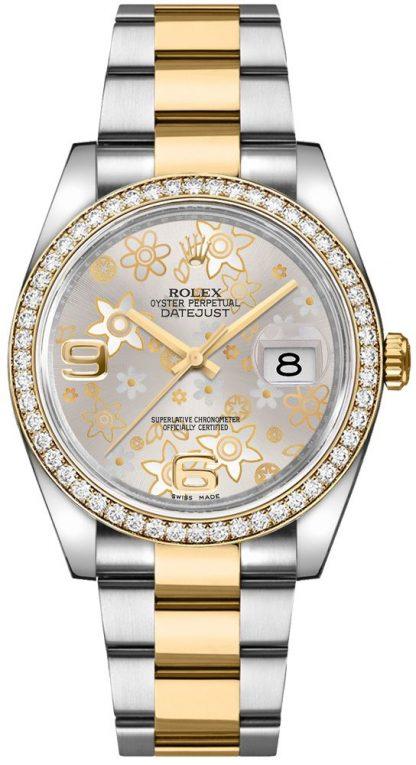 repliche Orologio da donna Rolex Datejust 36 Oystersteel 116243