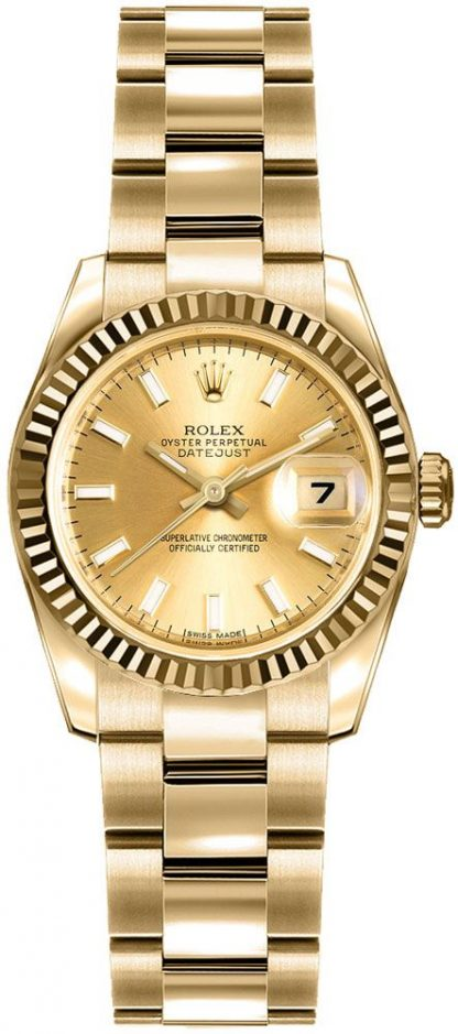 repliche Orologio da donna Rolex Lady-Datejust 26 179178