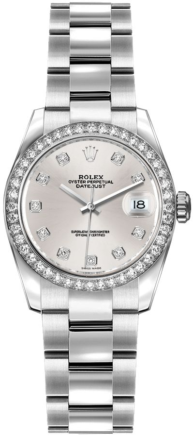 repliche Orologio da donna Rolex Lady-Datejust 26 179384