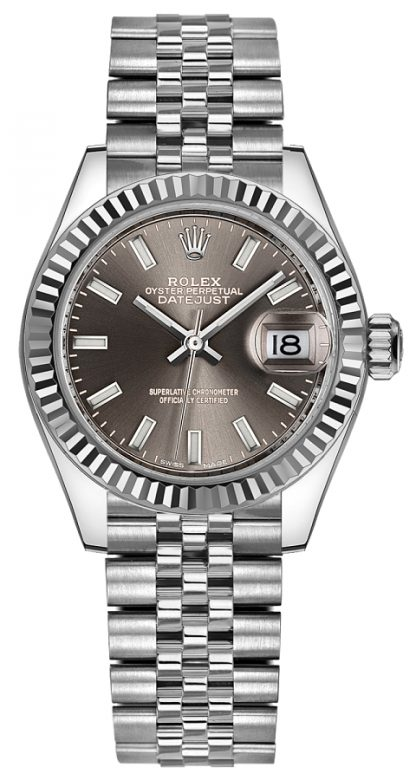 repliche Orologio da donna Rolex Lady-Datejust 28 279174