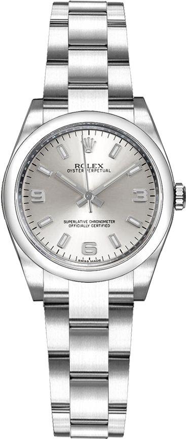 repliche Orologio da donna Rolex Oyster Perpetual 26 Luxury 176200