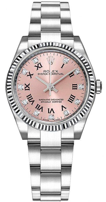 repliche Orologio da donna Rolex Oyster Perpetual 31 Automatic 177234