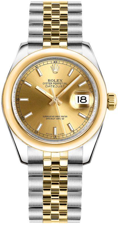 repliche Orologio da polso Rolex Datejust 31 Jubilee 178243