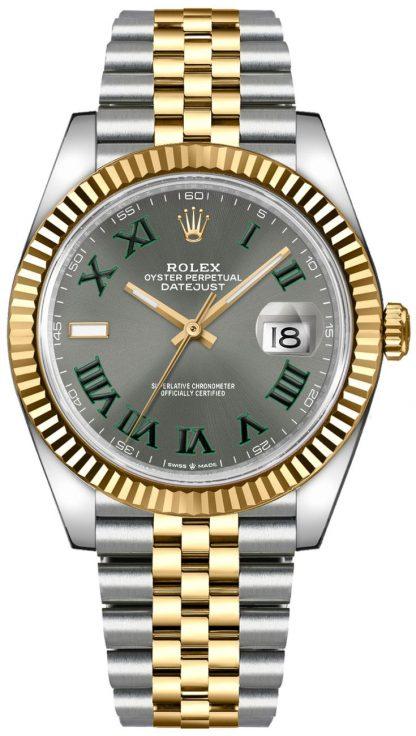 repliche Orologio da uomo Rolex Datejust 41 di lusso 126333