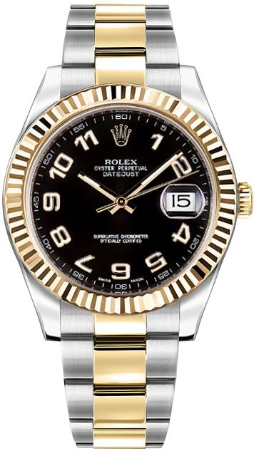 repliche Orologio da uomo Rolex Datejust II 41 116333
