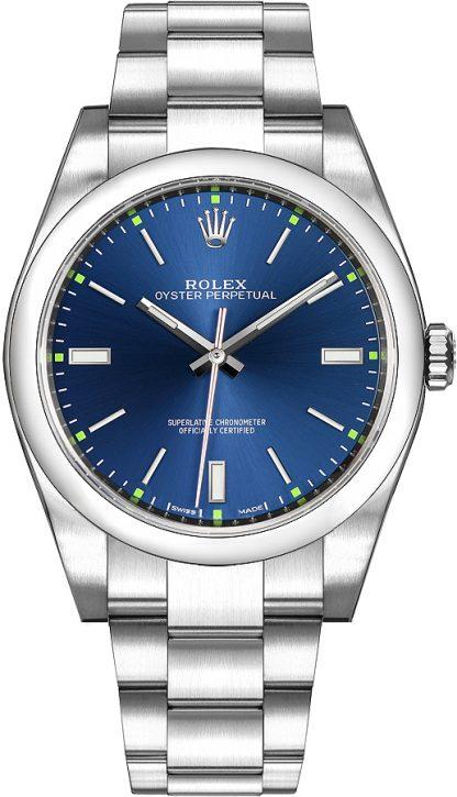 repliche Orologio da uomo Rolex Oyster Perpetual 39 automatico 114300