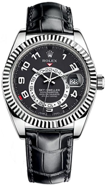 repliche Orologio da uomo Rolex Sky-Dweller 326139