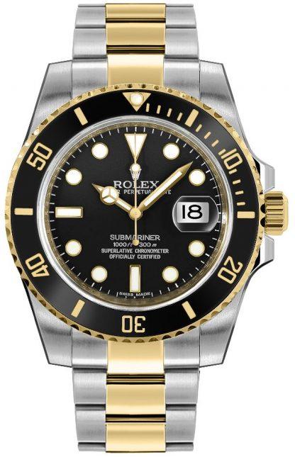 repliche Orologio da uomo Rolex Submariner Date 116613LN