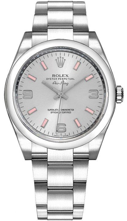 repliche Orologio di lusso Rolex Oyster Perpetual Air-King 114200