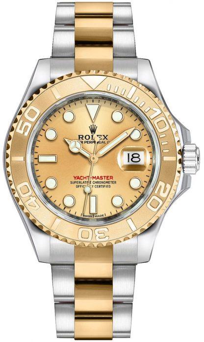 repliche Orologio di lusso Rolex Yacht-Master 35 168623