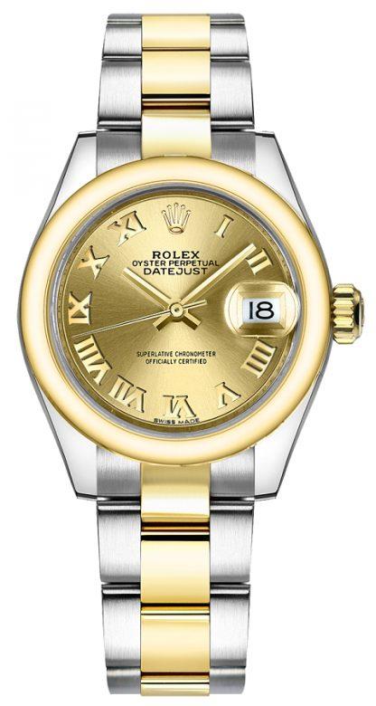 repliche Orologio di lusso da donna Rolex Lady-Datejust 28 279163