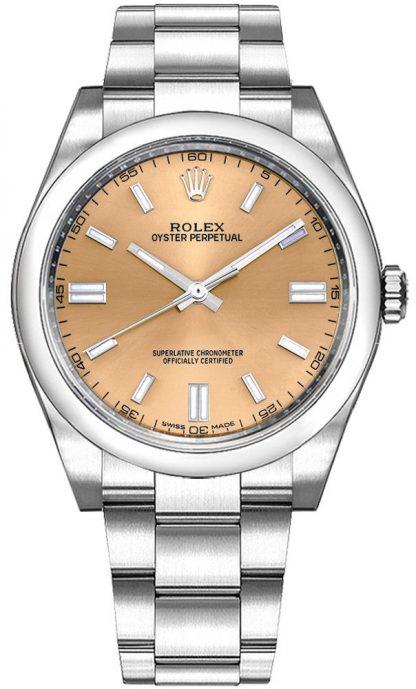repliche Rolex Oyster Perpetual 36 White Grape Luxury Watch 116000
