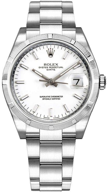 repliche Rolex Oyster Perpetual Date 34 115210