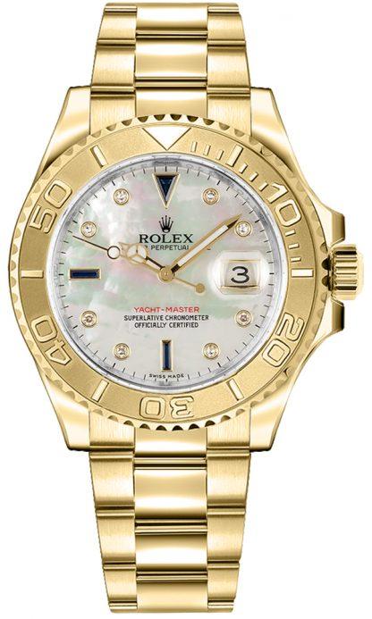repliche Rolex Yacht-Master 35 168628